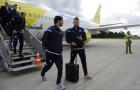 Đặt chân đến Hà Lan, Lazio quyết tâm lấy lại thể diện cho Serie A