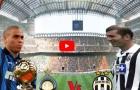 Lần đụng độ thú vị của Zidane và Ronaldo (Juventus vs Inter 97/98)