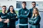 Man City tung mẫu áo đấu thứ ba với ý tưởng độc đáo
