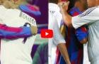 Màn trình diễn của Ronaldo béo và Ronaldinho khi Real đụng độ Barca