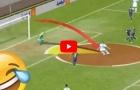 Những pha xử lý 'khó đỡ' của Karim Benzema