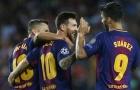 Phục thù Juventus, Barcelona của Valverde cũng 'ẵm' luôn 2 kỷ lục
