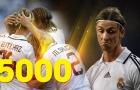 Vào ngày này |14.9| Guti vinh dự ghi bàn thắng lịch sử cho Real