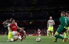 Arsenal mạnh nhất Europa League
