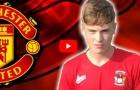 Charlie McCann - sao trẻ vừa cập bến Man Utd