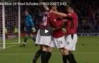 Chưa ai thay thế được Paul Scholes ở Man Utd