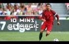 Cristiano Ronaldo đập tan mọi chỉ trích chỉ trong 10 phút