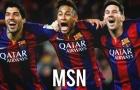 Đội hình đắt nhất thế giới do Transfermarkt định giá: MSN tái hợp