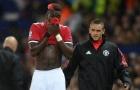 SỐC: Vô kỷ luật, Pogba hứng chịu cơn thịnh nộ của Mourinho