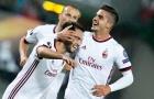 Tân binh lập hattrick, Milan đứng dậy sau vấp ngã