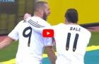 Top 10 lần 'giải nguy' cho Real Madrid của Gareth Bale và Karim Benzema