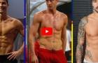 Top 15 cầu thủ có body đẹp nhất làng túc cầu