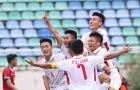 U18 Việt Nam dễ thở tại vòng loại giải U19 châu Á 2018