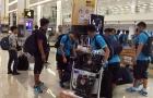 U18 Việt Nam lặng lẽ về nước sau thất bại tại VCK U18 ĐNÁ 2017