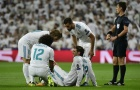 XÁC NHẬN: Sao Real nghỉ 2 tháng vì chấn thương dây chằng