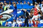 10 trận đối đầu gần nhất giữa Chelsea và Arsenal (tỷ số 18-8)