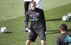 Bale tập luyện cật lực, quyết dẹp tan chỉ trích