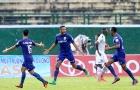 Becamex Bình Dương 2-0 Hà Nội FC (Vòng 18 V-League 2017)
