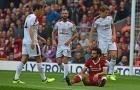 Công cùn, thủ kém, Liverpool tiếp tục chia điểm trên sân nhà