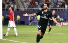 Điểm tin chiều 16/09: Isco không đếm xỉa đến Barca; Morata bắt đầu sợ NHA