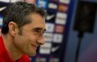 Đối thoại Valverde: Messi và Suarez còn chưa chắc đá chính