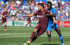 Highlights: Getafe 1-2 Barcelona (Vòng 4 La Liga)