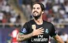 Isco: 'Tôi không thèm nghe lời đề nghị của Barca'