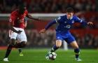 Manchester United bị Everton cầm hòa 1-1 mùa trước