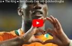 Sự nghiệp huyền thoại của 'voi rừng' Didier Drogba