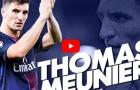 Thomas Meunier - hậu vệ phải vừa đánh tiếng với Quỷ đỏ