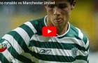 Trận đấu khiến Sir Alex quyết tâm mua Ronaldo