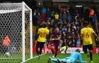 Watford 0-6 Manchester City: Gọi tên kỉ lục gia Aguero
