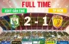 XSKT Cần Thơ 2-1 CLB TP Hồ Chí Minh (Vòng 18 V-League 2017)