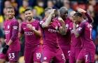 5 điểm nhấn Watford 0-6 Man City: Aguero thăng hoa, bệnh binh Gundogan trở lại