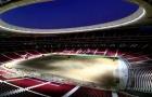 Cận cảnh quá trình xây sân nhà mới của Atletico Madrid