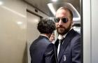 Dàn sao Juventus bảnh bao lên đường làm khách trước Sassuolo