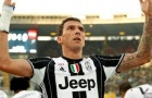 Mario Mandzukic, Mr No Good của Juventus