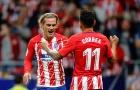 Trở lại từ án treo giò, Griezmann giúp Atletico chiến thắng chào mừng sân đấu mới