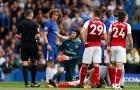 TRỰC TIẾP Chelsea vs Arsenal: David Luiz bị đuổi (Hiệp 2)