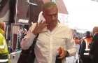 Vắng Pogba, Mourinho xuất hiện đầy căng thẳng ở Old Trafford