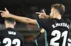 Borja Mayoral, siêu dự bị mới của Real Madrid