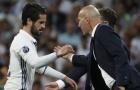 Isco thể hiện ra sao vs Real Sociedad?