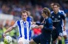 Luka Modric chơi tuyệt hay trước Real Sociedad