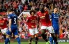 Lukaku giải thích về màn ăn mừng quá khích