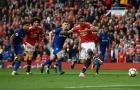 Mourinho: Quả penalty đó vốn không dành cho Martial