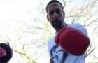 Cùng chiêm ngưỡng kỹ năng Boxing của Rio Ferdinand