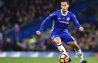 Eden Hazard: 'Chúng tôi nhắm mắt cũng có thể đá bóng'