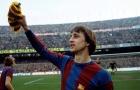 Johan Cruyff: Thánh nhân của thế giới bóng đá