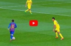 Lionel Messi sút xa có kém gì Ronaldo?