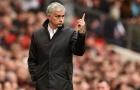 Mourinho coi thường các đội chơi 'ba hậu vệ'